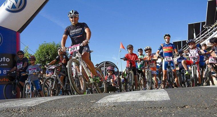 cicloturista Javier Pascual