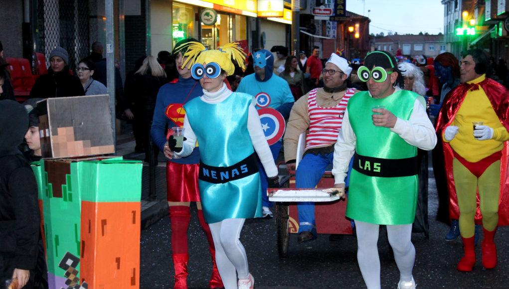 Grupos Carnaval