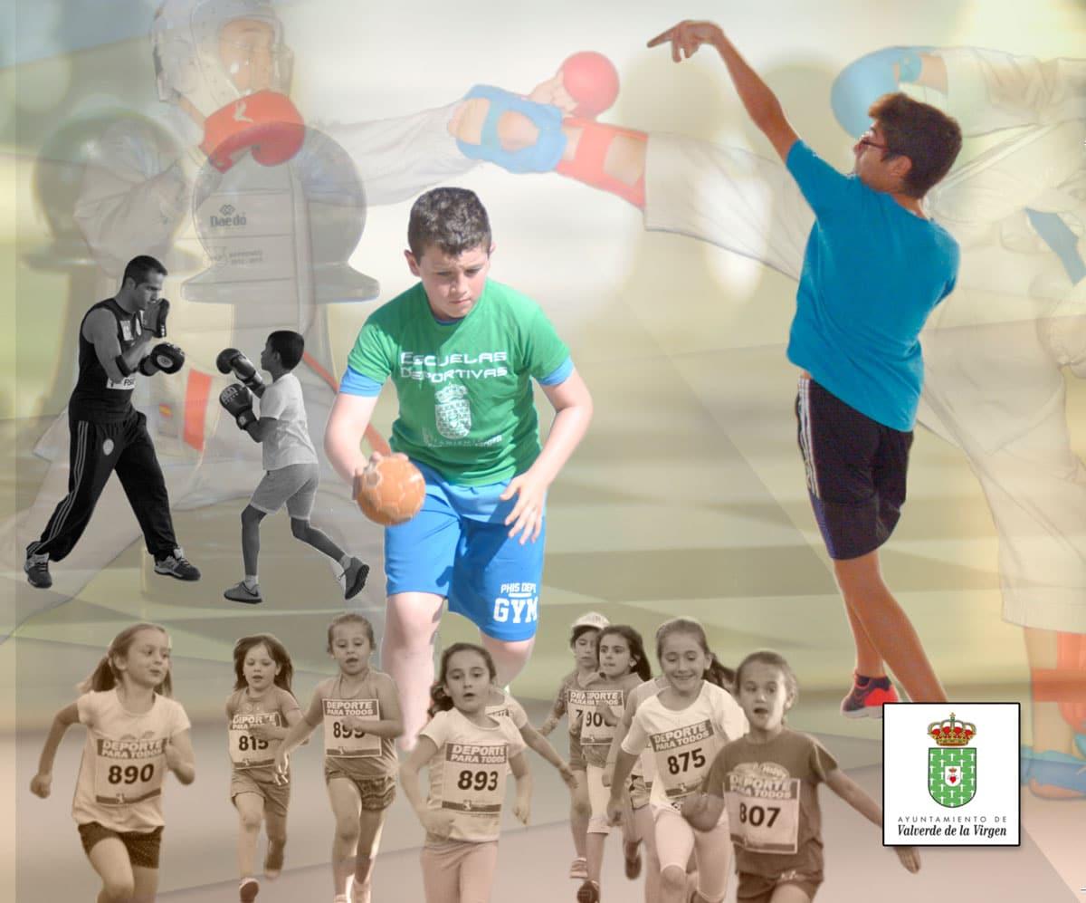 jóvenes escuelas deportivas 17-18