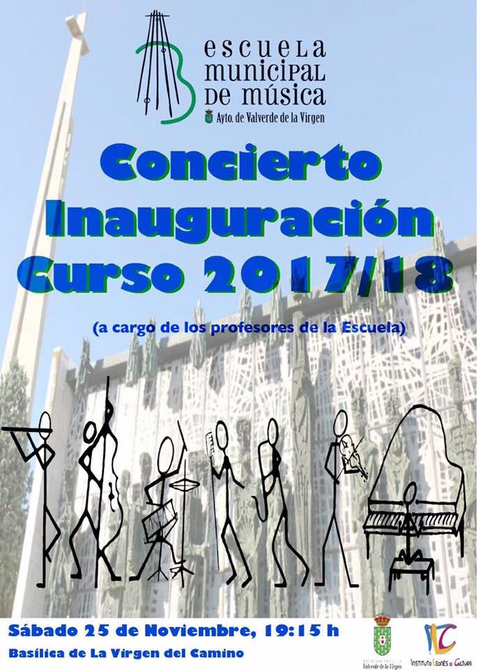 Concierto Inauguración Curso 17-18