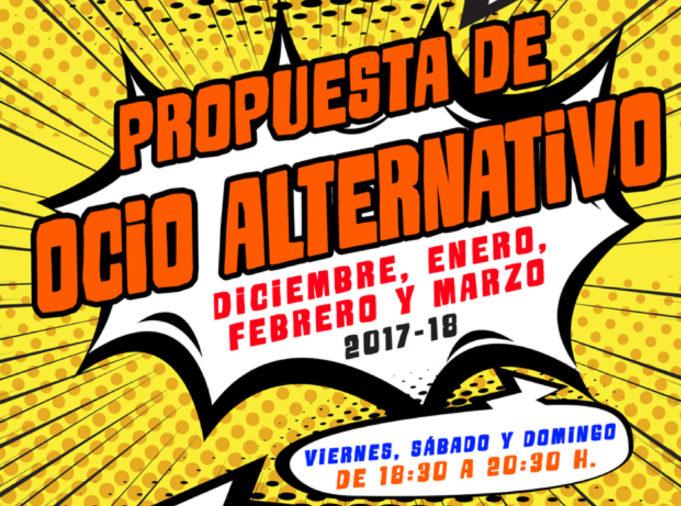 Propuesta Ocio Alternativo 17-18