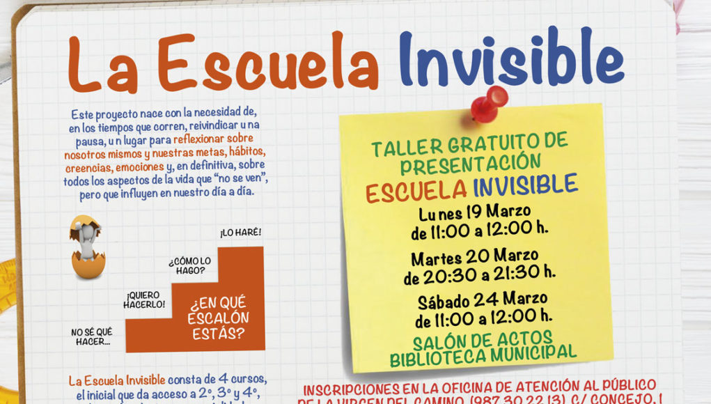 escuela invisible