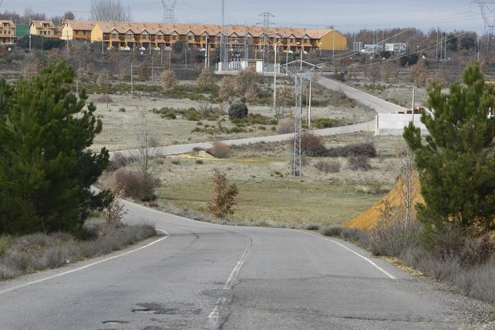 Carretera El Cueto