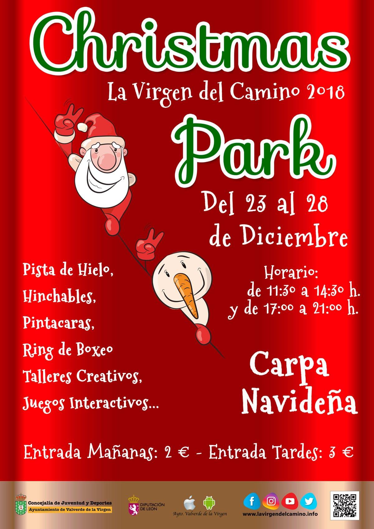 Christmas Park 2018