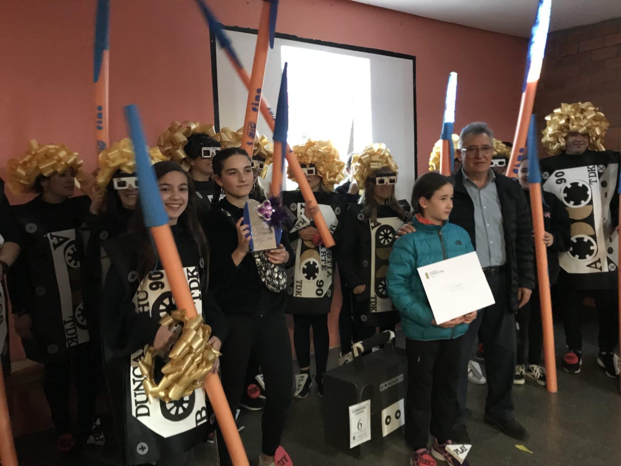 Carnaval 2019 - Las Cintas de Música