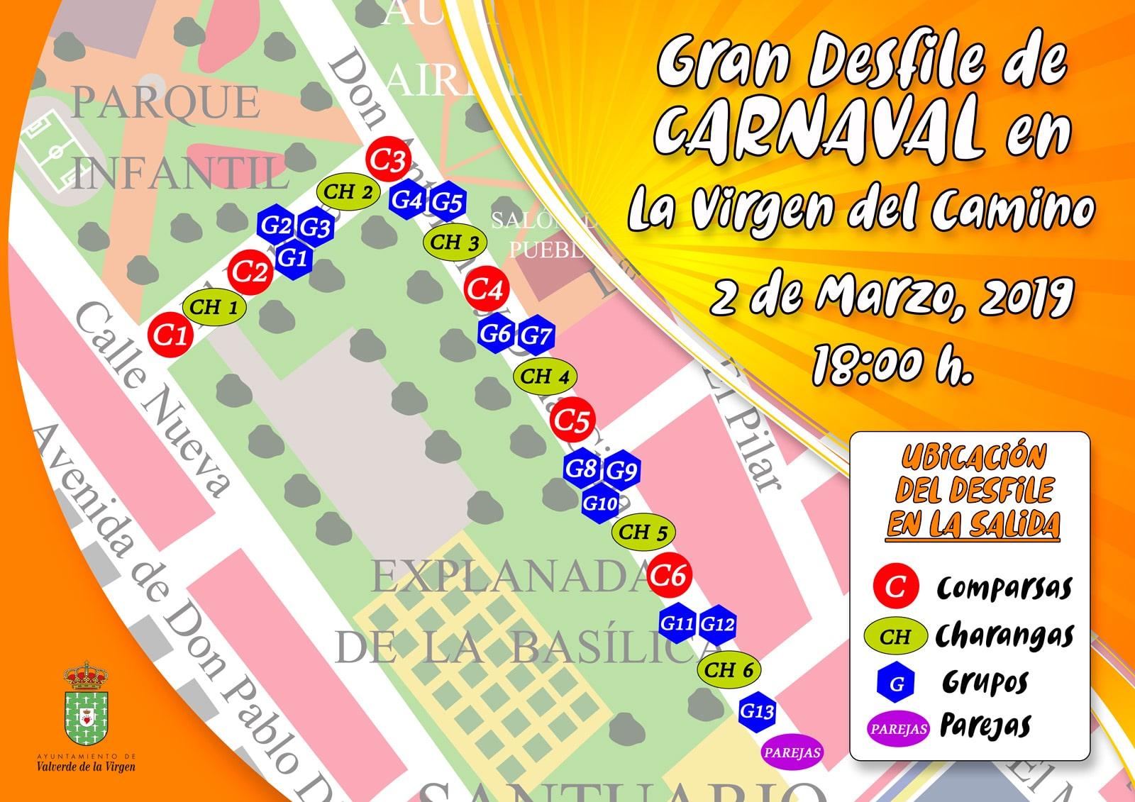 Gran Desfile Carnaval 2019