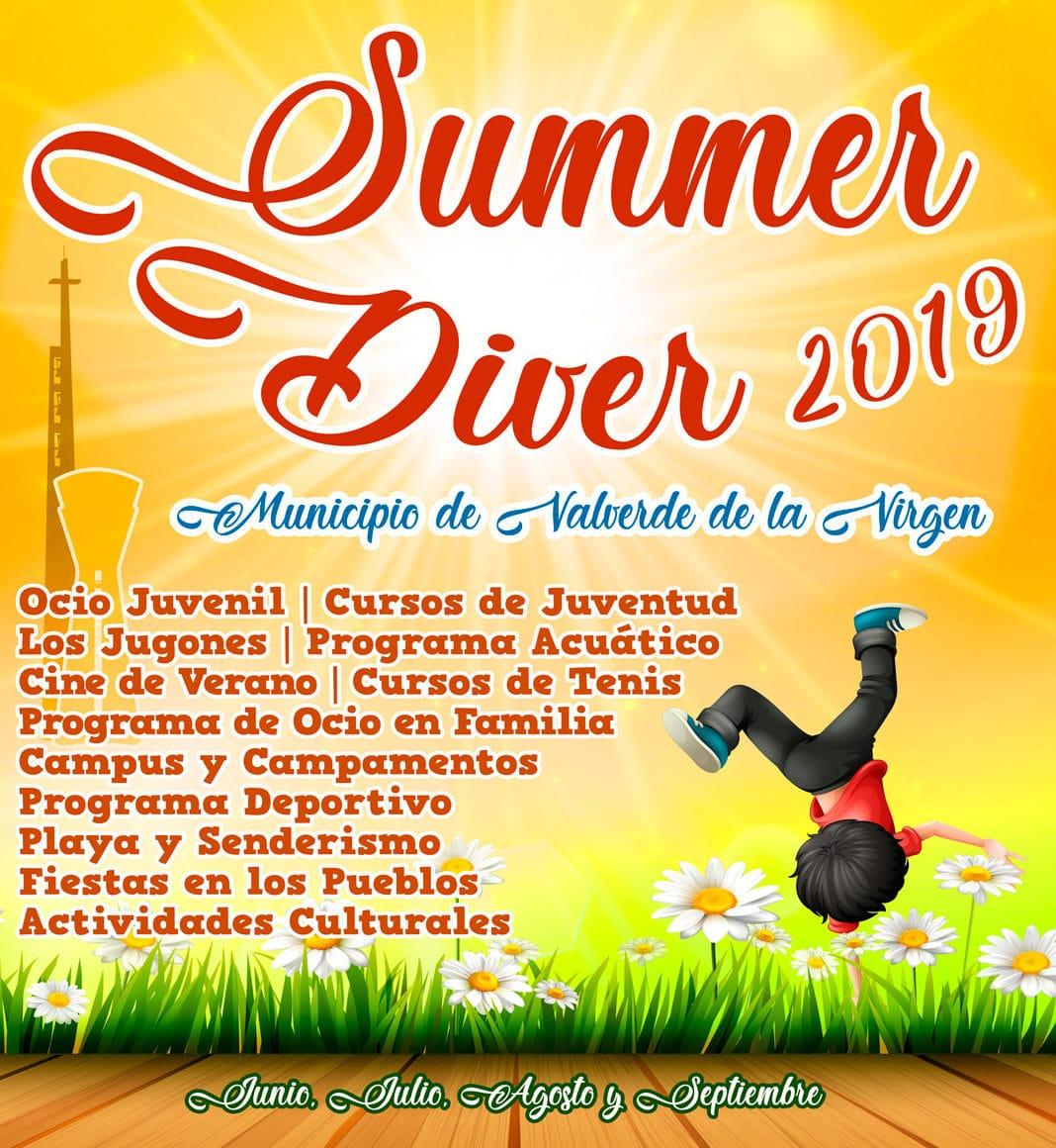 Summer Diver 2019