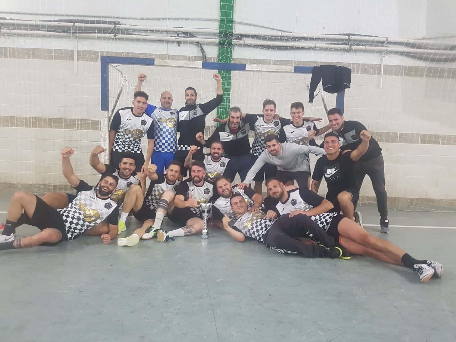 Pub Bakura - Liga Local Fútbol Sala