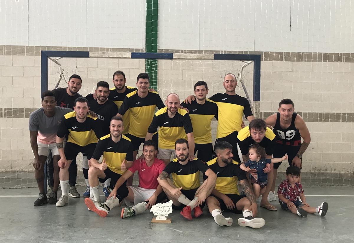 ganadores 24 horas futbol sala 2019