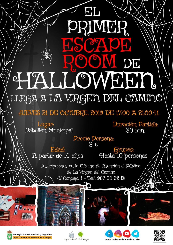 Escape Room Hallowen
