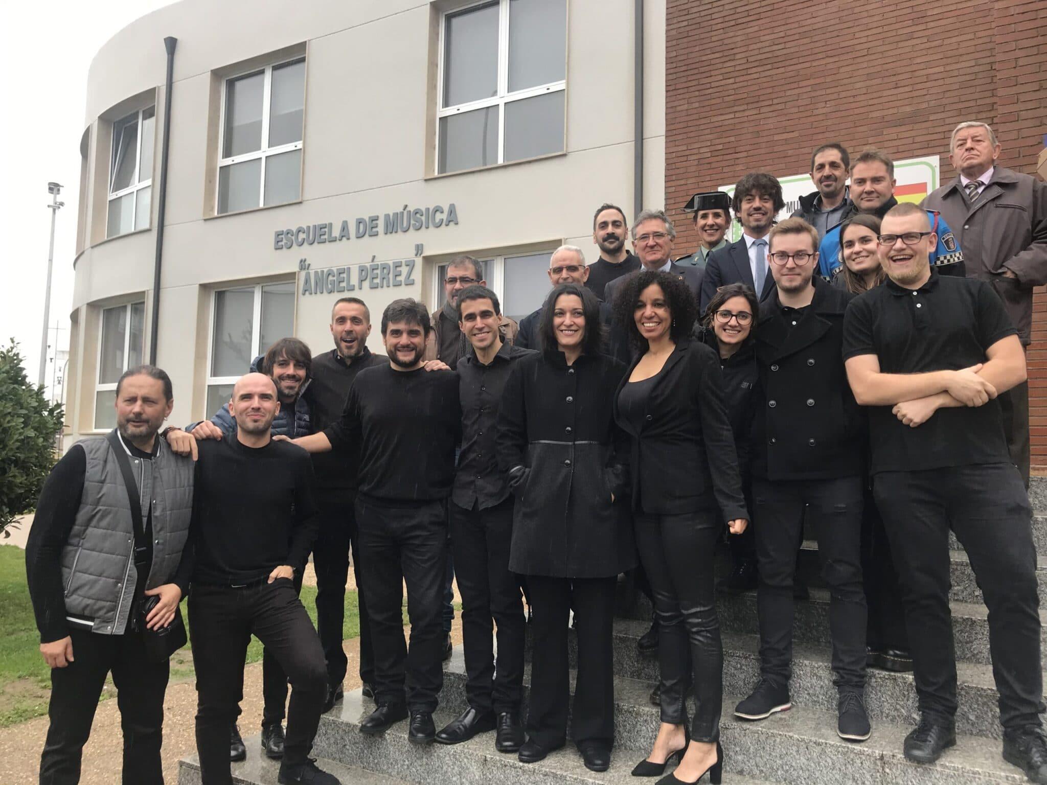 Inauguración Escuela de Música