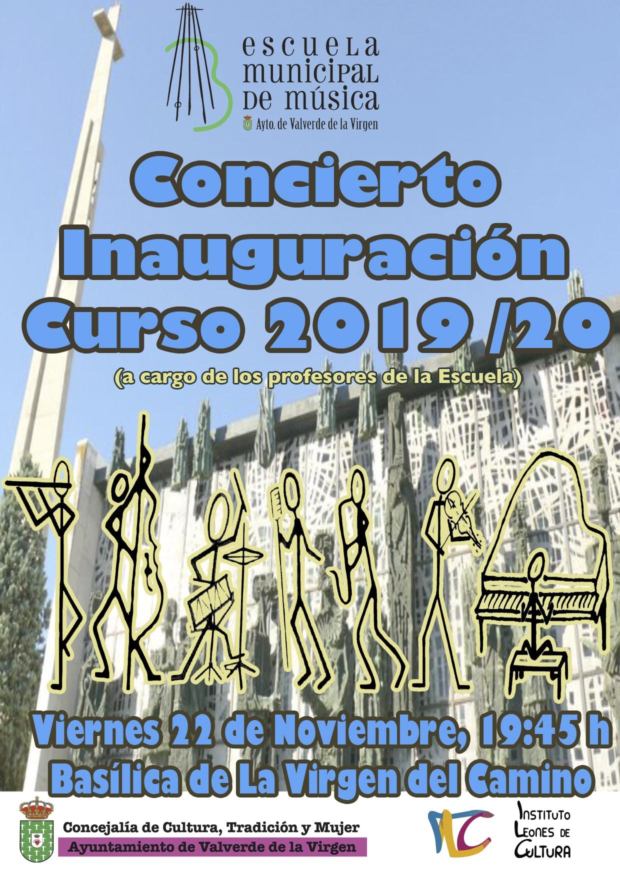 Inauguración Curso 19-20