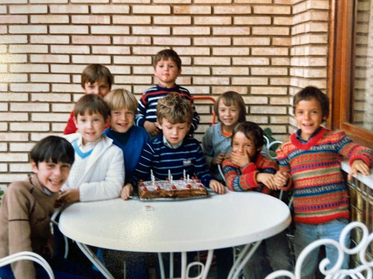 Pandilla La Virgen 1981