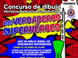Concurso de Dibujo #EnValverdeNosDivertimosEnCasa