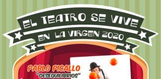 el teatro se vive en la virgen