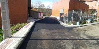 Calle Pocin - Montejos del Camino
